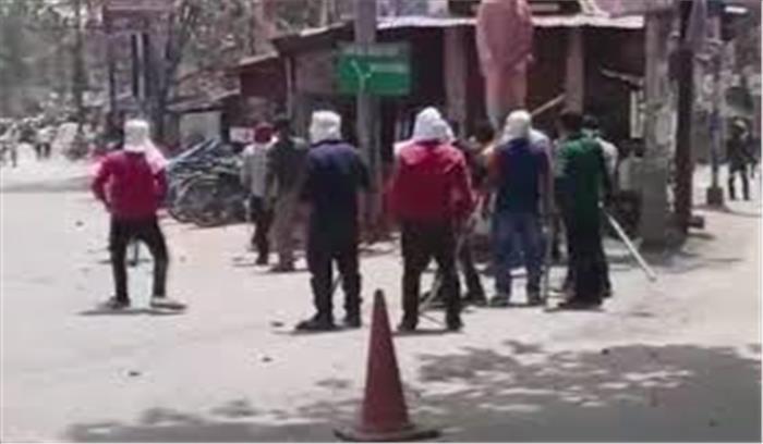 पश्चिम बंगाल में अब कांग्रेस - tmc के बीच हिंसा  खूनी जंग में 3 टीएमसी कार्यकर्ताओं की मौत
