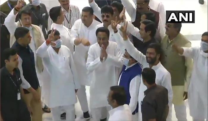 कमलनाथ सरकार को बड़ी राहत , आज नहीं होगा फ्लोर टेस्ट , 26 मार्च तक विधानसभा हुई स्थगित