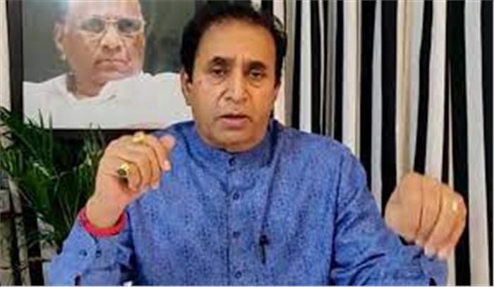 CBI जांच के आदेश के बाद महाराष्ट्र के गृहमंत्री देशमुख ने दिया इस्तीफा , दिलीप पाटिल नए गृहमंत्री