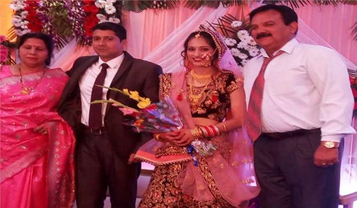 देहरादून में अब मेजर विभूति नारायण ढौंडियाल के घर छाया मातम, कुछ समय पहले ही हुई थी शादी