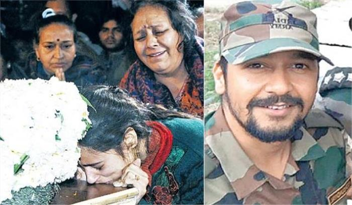 अंतरराष्ट्रीय मानव अधिकार कार्यकर्ता का शहीद मेजर ढौंडियाल की पत्नी निकिता को संदेश- वह सिर्फ तुम्हारे ही नहीं पूरी दुनिया के हीरो