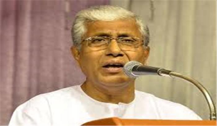 त्रिपुरा के सीएम का केन्द्र पर हमला, कहा-मोदी सरकार में शोषितों और पिछड़ों पर अत्याचार बढ़ा