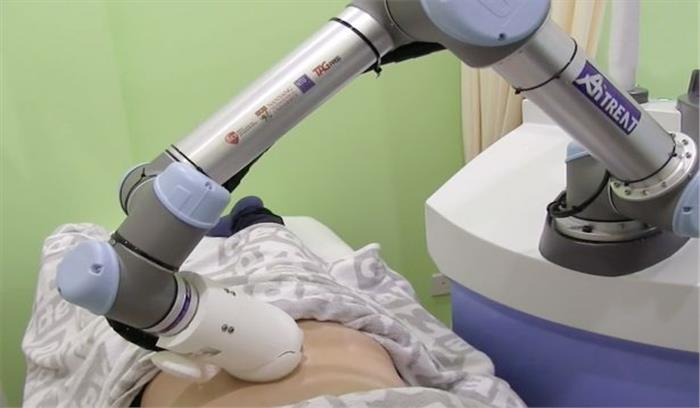 अब बिल्कुल इंसानों की तरह रोबोट करेंगे आपकी पीठ और घुटने की मसाज, देखें वीडियो