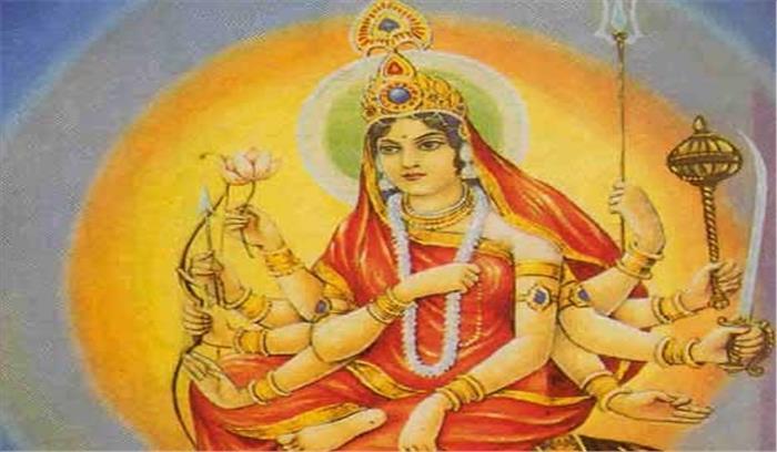 नवरात्र के तीसरे दिन मां चन्द्रघंटा की करें पूजा, मिलेगा चिरायु का वरदान