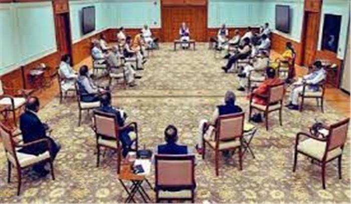 पीएम मोदी की कैबिनेट विस्तार पर अंतिम मुहर लगाने वाली बैठक रद्द , कुछ नेताओं को किया दिल्ली तलब
