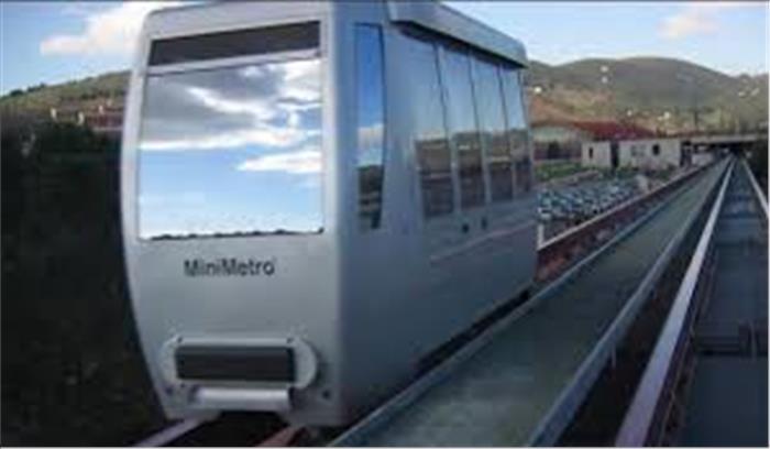 उत्तराखंड के अंदरूनी इलाके में मेट्रो के बजाय दौड़ेगी मिनी मेट्रो, जर्मन बैंक करेगा मदद