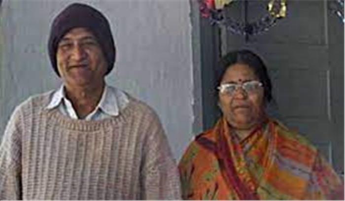 धोनी के माता - पिता कोरोना संक्रमित , रांची के अस्पताल में भर्ती करवाया