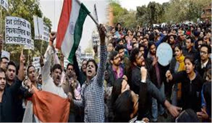 गृहमंत्रालय का ऐलान - देशद्रोह कानून नहीं होगा खत्म , आतंकवाद के खिलाफ लड़ाई में है अहम