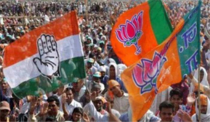 मध्य प्रदेश में चुनाव वितरण को लेकर मचेगा घमासान , भाजपा-कांग्रेस के आगे आ गईं ये बड़ी चुनौतियां