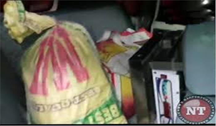 सनातन संस्था से जुड़े शख्स के घर पर छापेमारी, 8 देसी बम बरामद, हिरासत में लिया गया