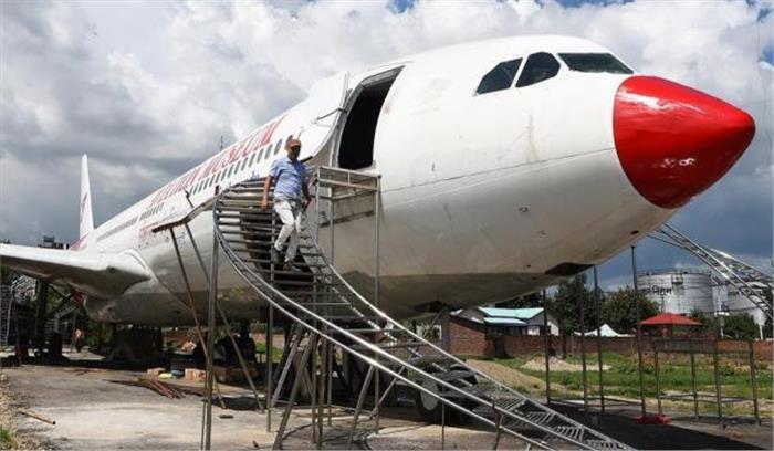 कबाड़ बन चुका विमान बनेगा बेहतरीन म्यूजियम, लोगों को देगा एक अनोखा अनुभव