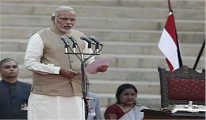 नरेंद्र मोदी 30 मई को लेंगे प्रधानमंत्री पद की शपथ , कैबिनेट मंत्री आज देंगे इस्तीफा , जीते सांसदों को 25 मई की सुबह दिल्ली बुलाया