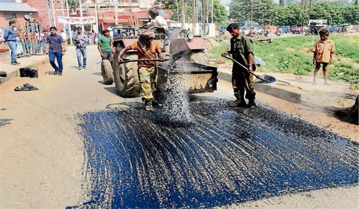राष्ट्रीय राजमार्ग में तब्दील होगी सब्जीमंडी से आईएसबीटी तक की सड़क, एडीबी ने जारी की रकम