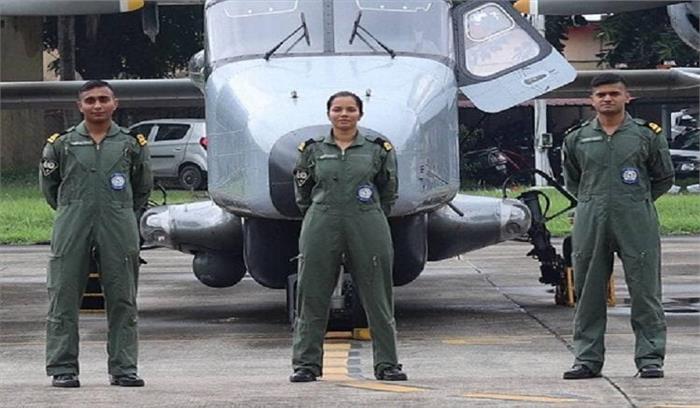 ये हैं लेफ्टिनेंट शिवांगी , इन्होंने पाया नौसेना की पहली महिला पायलट का खिताब , B-Tec करने के बाद लिया बड़ा फैसला