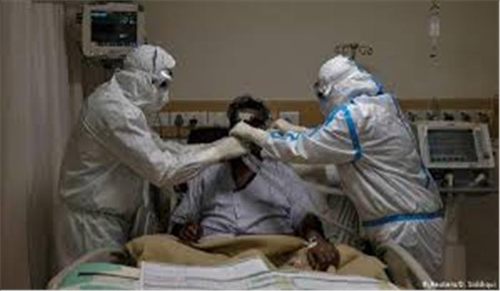 कोरोना से ठीक होने वाले मरीजों के रिकवरी रेट में आई कमी , स्वास्थ्य मंत्री हर्षवर्धन ने दिया आंकड़ा