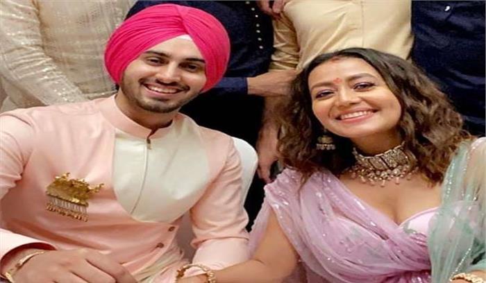 शादी के लिए नेहा कक्कड़ दिल्ली पहुंची , शादी की रस्मों के बाद अब नेहूप्रीत के बारे में यह आई खबर