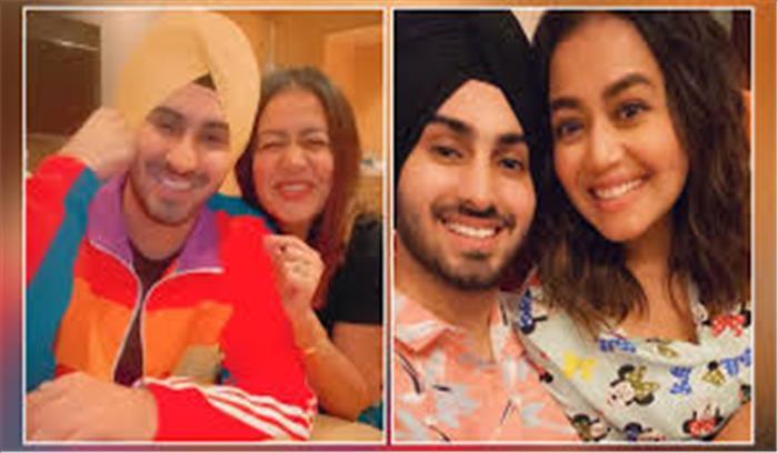 नेहा कक्कड़ 24 अक्तूबर को पंजाबी सिंगर रोहनप्रीत से करने जा रही हैं शादी!