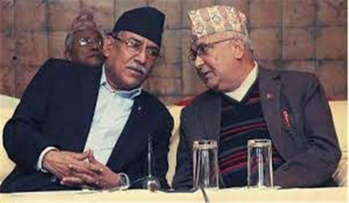 नेपाल कम्युनिस्ट पार्टी का दो फाड़ होना तय  पीएम ओली ने इस्तीफा देने से मना किया