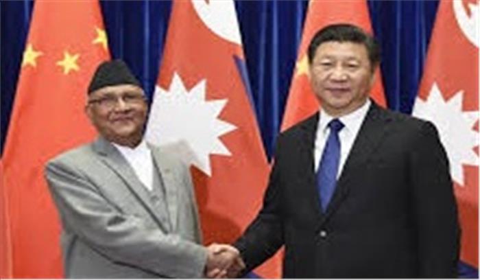 नेपाल का भारत से उठा भरोसा, थाम लिया