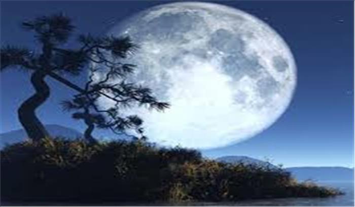 आज चांद को देखना न भूल जाएं, माघ पूर्णिमा पर सुपर स्नो मून का आकार और चमक होगी कई ज्यादा