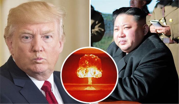 अमेरिका की धमकी के बाद बौखलाया उत्तर कोरिया, कहा अमेरिका के गुआम द्वीप पर कर सकता है हमला