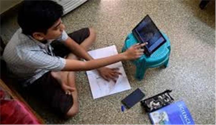 बच्चों के लिए आफत न बन जाए ऑनलाइन क्लास , डॉक्टरों ने मेंटल -फिजिकल हेल्थ के लिए बताया खतरा