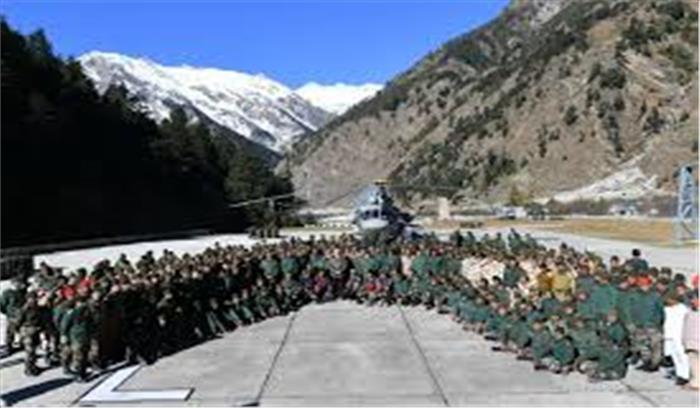 LIVE - तिब्बत के आसमान पर