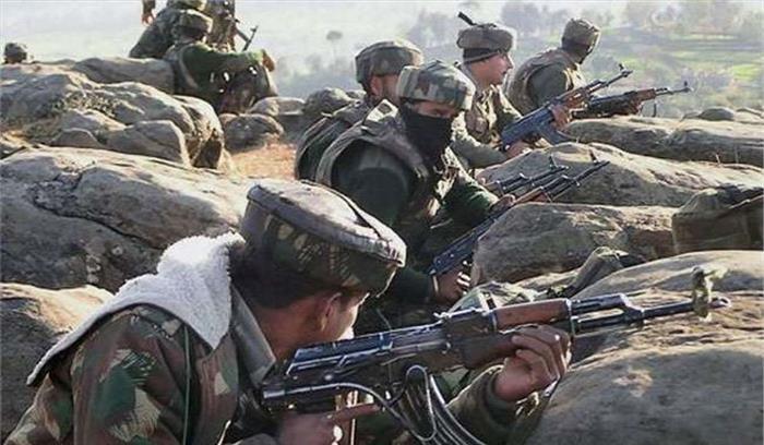 LIVE - पाकिस्तानी सेना कर रही है LOC पर भारी फायरिंग , राजौरी-पुंछ में गोलाबारी जारी, 2 BSF जवान घायल