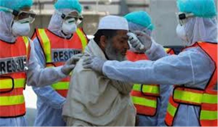 पाकिस्तान दक्षिण एशिया का वुहान बन जाएगा ! 24 घंटे में कोरोना के मरीजों की संख्या तीन गुना बढ़ी , सरकार ने किए