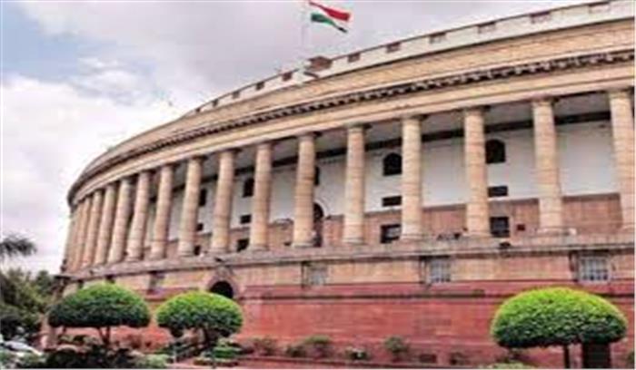 संसद का मानसून सत्र कल से , 5 लोकसभा सांसद कोरोना पॉजिटिव , सोनिया -राहुल इलाज के लिए विदेश गए