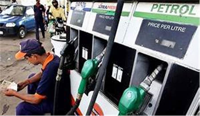 महंगे पेट्रोल की मार बारंबार , पूरे देश में तेल की कीमतें 100 रुपये हुई , जानें आज फिर कितना बढ़ा रेट