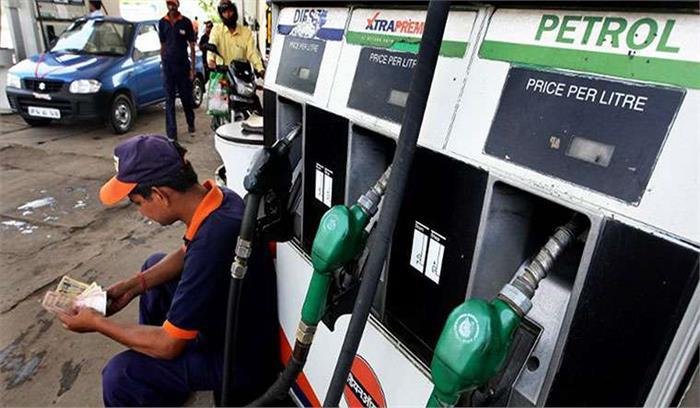 पेट्रोल-डीजल के दामों में लगी आग, जानिए कैसे 35 रुपये का पेट्रोल टैक्स लगकर जनता को मिलता है 80 रुपये प्रति लीटर पर