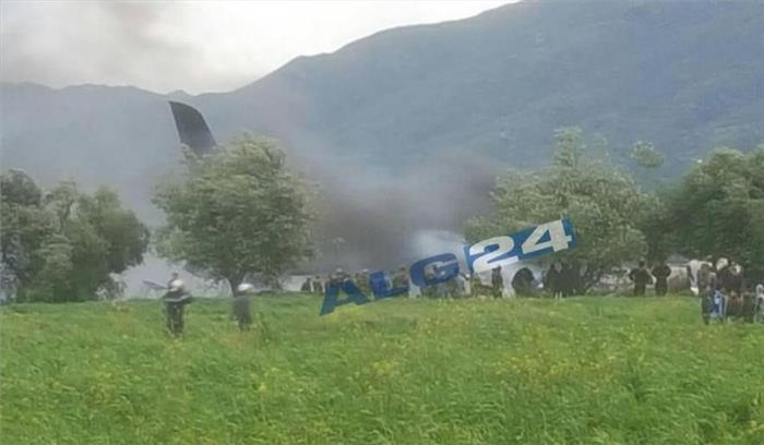 सेना का विमान दुर्घटनाग्रस्त, करीब 257 जवानों की मौत, हादसे के कारणों का नहीं चला पता
