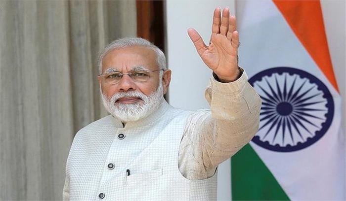 पीएम मोदी ने मनीला में भारतीयों से कहा- देखिए जल्द ही इस देश को छोड़ भारत में आना पड़ेगा