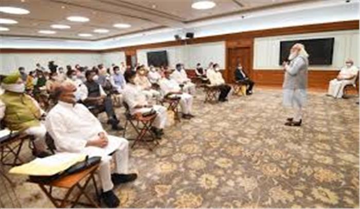 PM Modi ने अपने मंत्रियों को दिया सोशल मीडिया से जुड़ा गुरुमंत्र , कहा- यहां जनमत देर से बनता है - चर्चाएं तुरंत