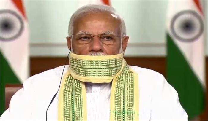 pm मोदी live - देश के दुश्मन कहीं भी छिप जाएं अब बचने वाले नहीं हैं जवान तय करेंगे गुनहगारों को कब-कहा-कैसे सजा देंगे