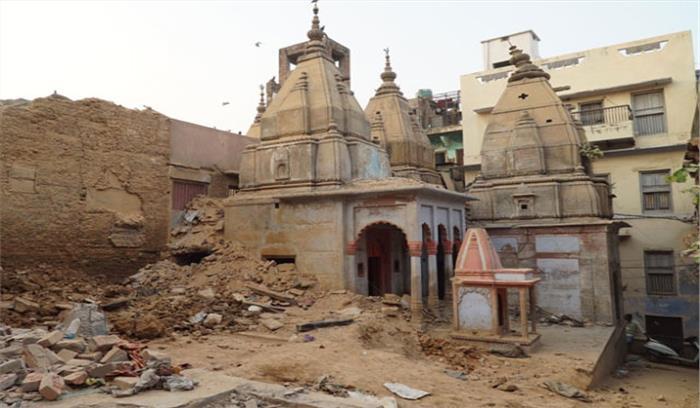 विद्वान बोले- मोदी ने काशी की संस्कृति नष्ट कर दी, जिन मंदिर-मठों को औरंगजेब ने नहीं तोड़ा वह अब टूट गए
