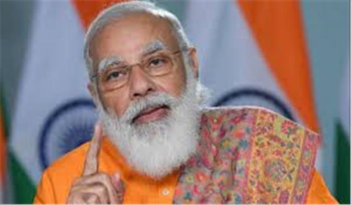 पीएम मोदी ने काशी को दिया दीपावली का तोहफा , कहा- देशवासी इस बार लोकल सामान खरीदें , सिर्फ दीये लेना लोकर नहीं