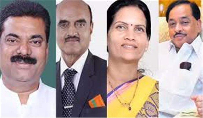 जानें मोदी कैबिनेट में किस मंत्री को मिला कौन सा मंत्रालय , 32 नए चेहरे कैबिनेट में