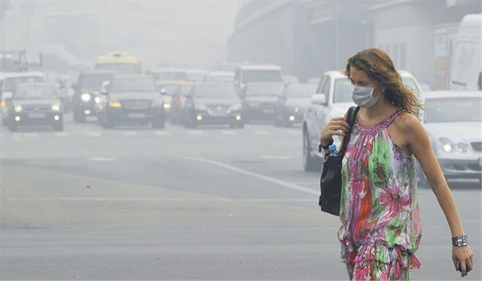 धुंध, धुआँ और कोहरे ने हिला दिया दिल्ली एनसीआर को, पंजाब में जलती पुवाल से और जहरीली हो गई हवाएं