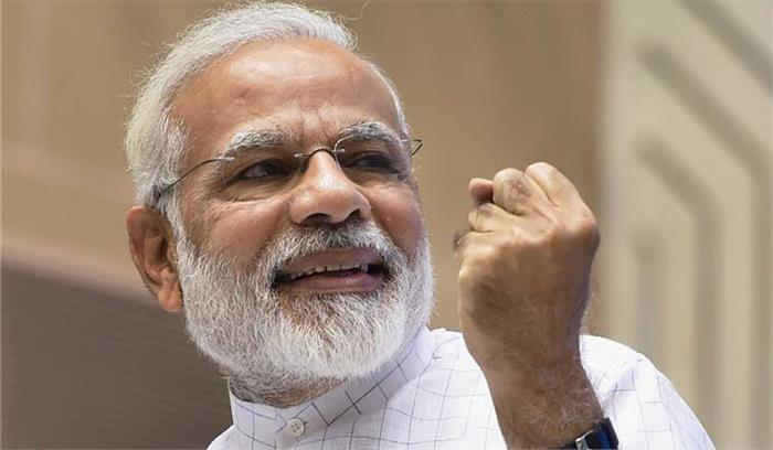 पीएम मोदी दुनिया के तीसरे सबसे लोकप्रिय नेता, ट्रंप, पुतिन और जिनपिंग को भी पछाड़ा