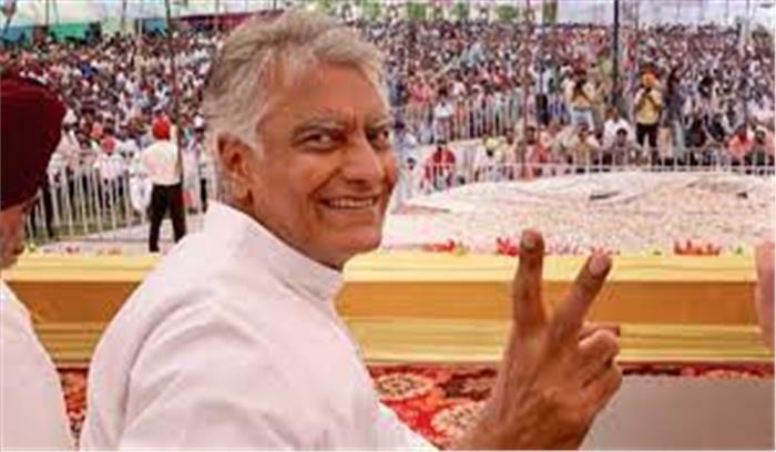 पंजाब संकट - पटरी से फिर उतरी कांग्रेस , हरीश रावत के बयान पर अब सुनील जाखड़ ने जताई नाराजगी