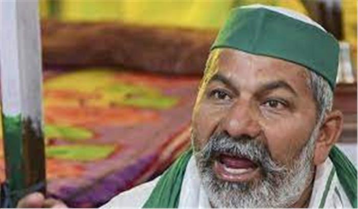 राकेश टिकैत बोले - किसान नेताओं के पास चुनाव लड़ने का विकल्प खुला है, 5 सितंबर को मुजफ्फरनगर में महापंचायत
