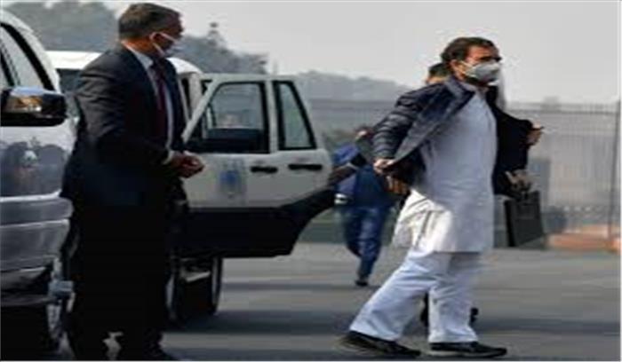 राहुल गांधी निजी यात्रा पर विदेश गए , प्रियंका गांधी ने विदेश जाने के समय पर साधी चुप्पी