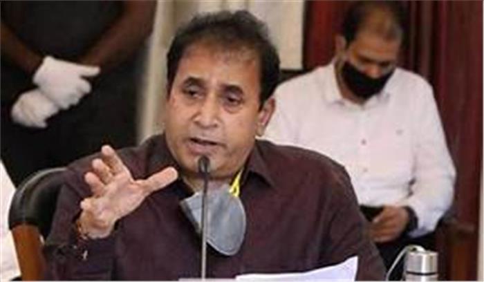 ED ने दोबारा महाराष्ट्र के पूर्व गृहमंत्री अनिल देशमुख के ठिकानों पर छापे मारे
