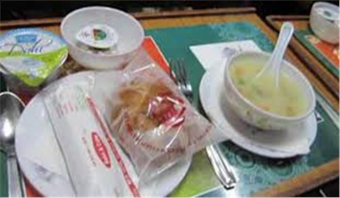 राजधानी - शताब्दी ट्रेनों में चाय - नाश्ता- खाना सब हुआ महंगा  रेलवे ने बढ़ाए केटरिंग चार्ज