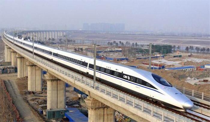 बुलेट ट्रेन प्रोजेक्ट से भारत में आएंगे नए 24 हजार नौकरियों के अवसर