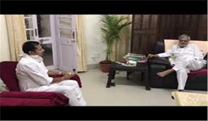 राजस्थान - अब स्पीकर के वीडियो टेप पर हंगामा - भाजपा बोली- जिस नैतिकता को लेकर कोर्ट गए थे , उसी आधार पर अब इस्तीफा दें