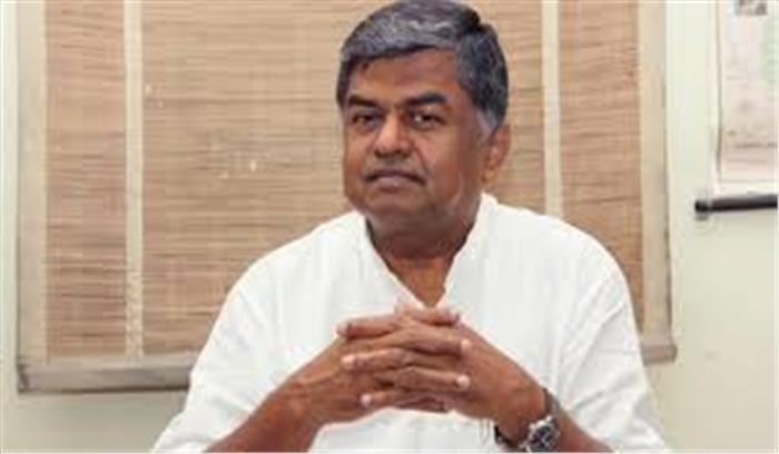 राज्यसभा उपसभापति के लिए जोर आजमाइश तेज, कांग्रेस ने बीके हरिप्रसाद को बनाया उम्मीदवार