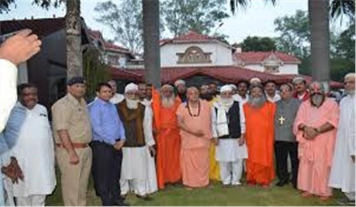 सुप्रीम फैसले के बाद ADG बोले - अयोध्या में पूरी तरह शांति, रामलला के दर्शन जारी